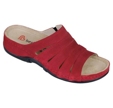 1119-250 Berkemann Bine Damensandale rot Größe 3 - 8,5