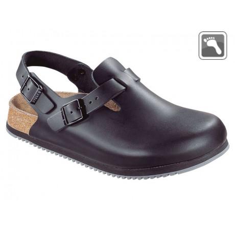 061194 Klein Birkenstock Clog TOKIO Superlauf normale Weite schwarz Größe 35 - 46