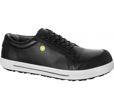 1011363 BIRKENSTOCK QS500 ESD Leder normale Weite schwarz S3 Größe 35 - 48