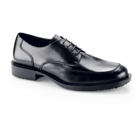 2031 Shoes for Crews Herren-Schnürschuhe ARISTOCRAT III ohne Stahlkappe schwarz 01 Größe 38-47