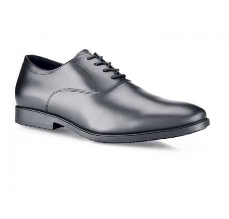 """2033 Shoes for Crews Herren-Schnürschuhe """"Ambassador"""", ohne Stahlkappe, schwarz, 01 Größe 38-47"""