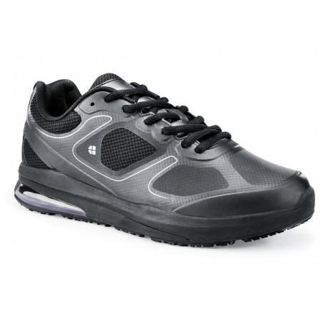 """21211 Shoes for Crews >Herren-Schnürschuhe """"Evolution II"""" ohne Stahlkappe schwarz Größe 38 - 50"""