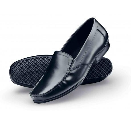 """3616 Shoes for Crews Damen-Schuhe """"Jenni"""", ohne Stahlkappe, schwarz, 01 Größe 35 - 42"""