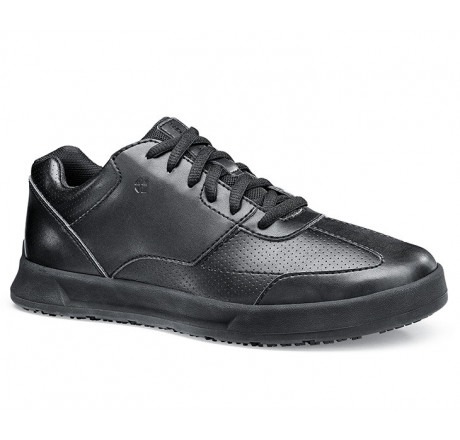 """37255 Shoes for Crews >Damen-Schnürschuhe """"Liberty"""" ohne Stahlkappe schwarz Größe 35 - 42"""