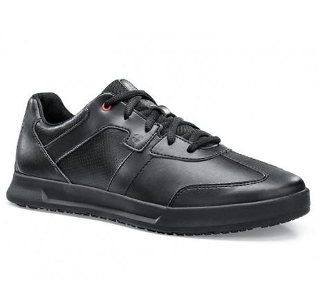 """38140 Shoes for Crews >Herren-Schnürschuhe """"Freestyle II"""" ohne Stahlkappe schwarz Größe 38 - 48"""