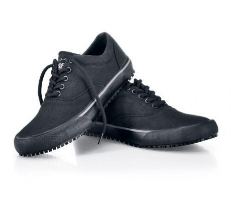 4046 Shoes for Crews Damen Saratoga Arbeitsschuhe schwarz, 01 Größe 35 - 43