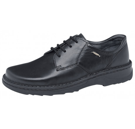 5710 ABEBA Reflexor Arbeitsschuhe Berufsschuhe schwarz Leder Größe 40 - 46