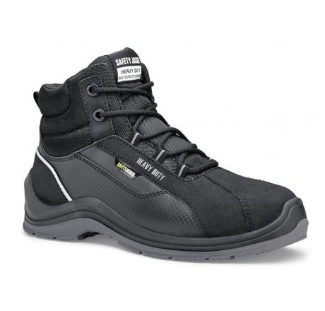 """70482 Shoes for Crews Sicherheitsstiefel """"Elevate81"""" Safety Jogger mit Schutzkappe schwarz S3 Größe 37 - 48"""