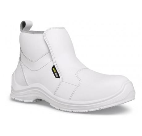 """75966 Shoes for Crews Sicherheitsstiefel """"Lungo81"""" Safety Jogger mit Schutzkappe weiß S3 Größe 35 - 48"""