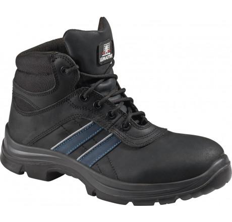 0920 Lemaitre S3 ANDY HIGH Sicherheitsschuhe mit Stahlkappe schwarz 35 - 48
