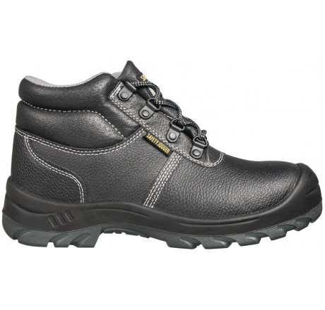 Bestboy Safety-Jogger Sicherheitsstiefel schwarz, S3 Größe 36 - 48