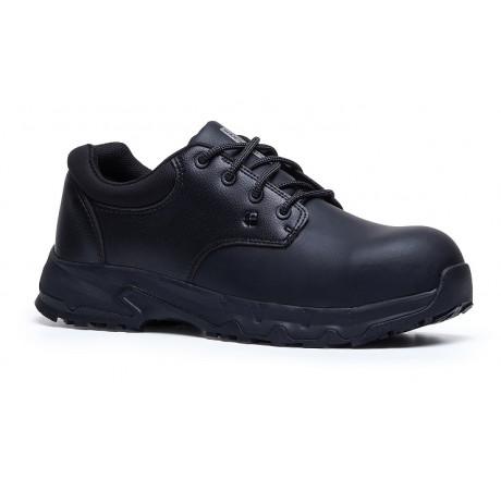 Shoes for Crews Sicherheitsschuhe 72503 Barra mit Schutzkappe schwarz S3 Größe 36-48