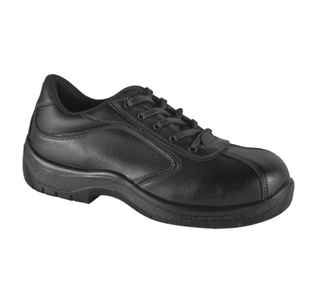 N229 Work & Leisure Schnürschuhe mit Schutzkappe schwarz S2 Größe 35 - 47