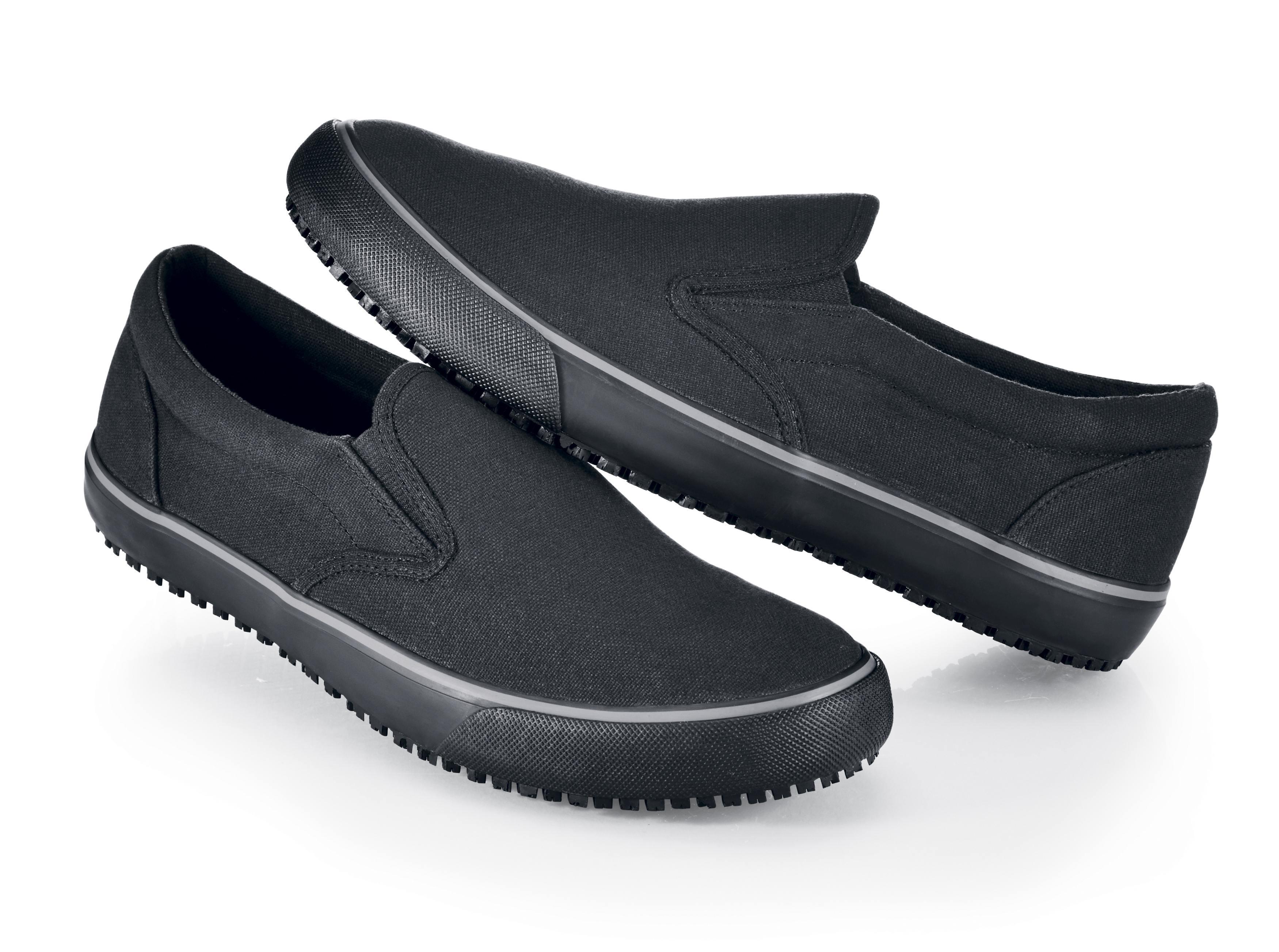 best website 26123 2e181 4047 Shoes for Crews Damen-Slipper OLLIE schwarz, 01 Größe 39