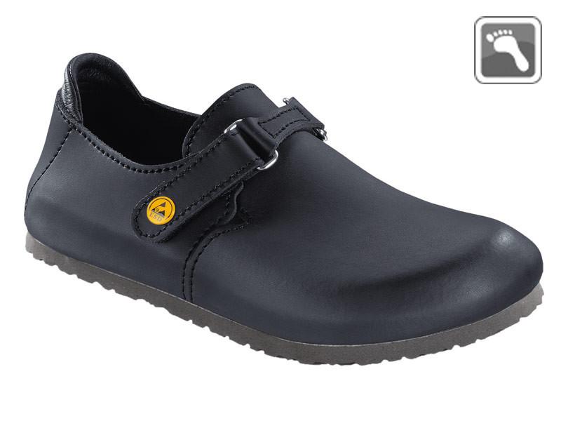 583160 birkenstock esd linz sandale normale weite schwarz gr e 39 46. Black Bedroom Furniture Sets. Home Design Ideas
