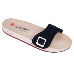 0121-015 Berkemann Berkilette Sandale schwarz/schwarz Größe 3,5 - 10,5