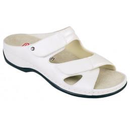 1027-752 Berkemann Berkoflex/Stretch Janna Sandale beige Größe 3 - 8,5