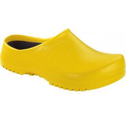 068041 BIRKENSTOCK Super Birki Clog normale Weite gelb Größe 35 - 48