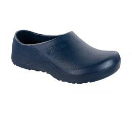 074071 BIRKENSTOCK Profi-Birki Clog normale Weite blau Größe 35 - 48