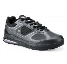 """21211 Shoes for Crews >Herren-Schnürschuhe """"Evolution II"""" ohne Schutzkappe schwarz  Größe 38 - 50"""