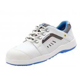 2.4001.01.34 SCHÜRR Dortmund Schuhe mit Alukappe ESD weiß S1 Größe 36 - 48