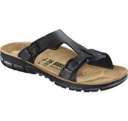 263123 BIRKENSTOCK SOFIA Sandale schmale Weite schwarz Größe 36 - 42
