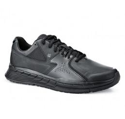 28777 (24734) Shoes for Crews Herren Schnürschuhe Condor ohne Schutzkappe schwarz 01 Größe 39 - 48