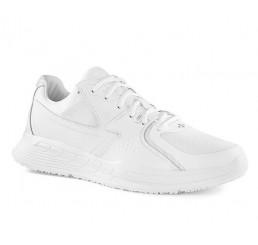 29166 Shoes for Crews Herren Schnürschuhe Condor ohne Schutzkappe weiß 01 Größe 39 - 47