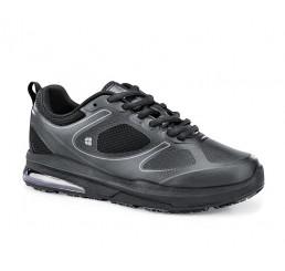 """29167 Shoes for Crews >Damen-Schnürschuhe """"Revolution II"""" ohne Schutzkappe schwarz  Größe 35 - 42"""
