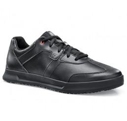 """38140 Shoes for Crews >Herren-Schnürschuhe """"Freestyle II"""" ohne Schutzkappe schwarz  Größe 38 - 48"""