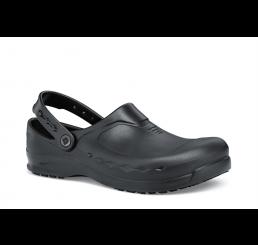 """66064 Shoes for Crews """"ZINC"""" Arbeitsschuhe Küche Froggz ohne Schutzkappe, schwarz, Größe 37 - 48"""