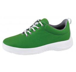 Abeba X-Light 711161 Arbeitsschuhe grün Textil 01 Größe 35 - 48