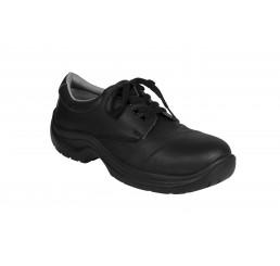 1000-02 ASF Schnürschuhe Arbeitsschuhe ohne Schutzkappe schwarz 02 Größe 35 - 48