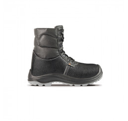 Winter-Sicherheitsstiefel BSK090-Toronto CI schwarz Webpelz Fütterung S3 Größe 35 - 48