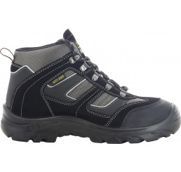 Climber Safety-Jogger Sicherheitsstiefel schwarz S3 SRC Größe 37 - 47