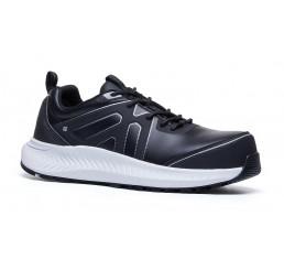 Shoes for Crews Sicherheitsschuhe 75659 Colly schwarz weiß mit Schutzkappe S3 Größe 36-48