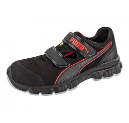 640891 PUMA ESD Aviat Low Sicherheitsschuhe Sandale  S1P Größe 39-47