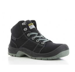 DESERT Safety-Jogger Sicherheitsstiefel schwarz S1P SRC Größe 38 - 47