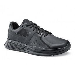26730 (27664)  Shoes for Crews Damen Schnürschuhe FALCON II (Condor) ohne Schutzkappe, schwarz, 01 Größe 36 - 43