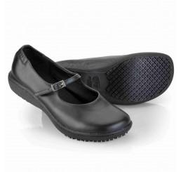 """3002 """"Mary Jane"""" Shoes for Crews  Damen Schuh ohne Schutzkappe schwarz, Größe 35 - 42"""