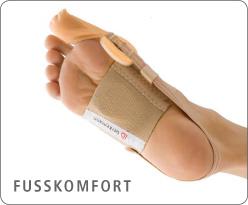 Fußkomfort bei AS-Fachhandel Dieter Hüve e.K.
