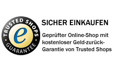 AS-Fachhandel Trusted Shops Zertifikat